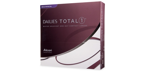 ALCON DAILIES TOTAL 1 MULTIFOCAL 90