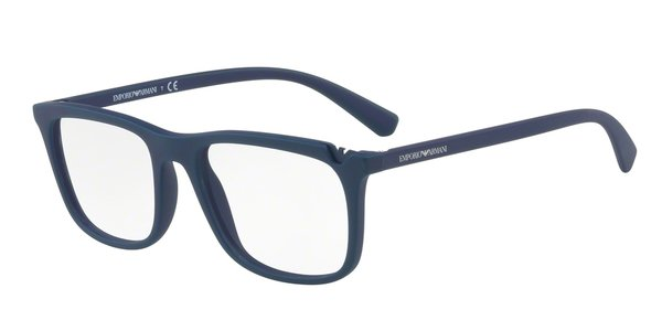 EMPORIO ARMANI EA3110 DARK BLUE ON ELECTRIC BLUE