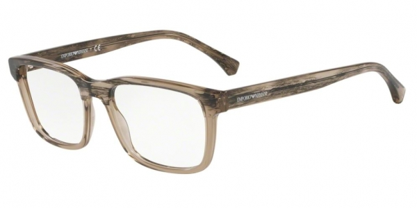 EMPORIO ARMANI EA3148 STRIPED MUD