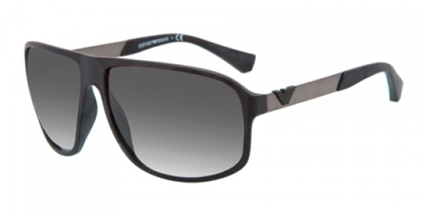 EMPORIO ARMANI EA4029 BLACK RUBBER grey gradient