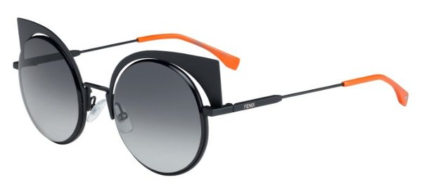 d2da258855 FENDI Eyeshine FF 0177 S 003 (VK) MTT BLACK