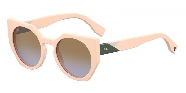 Fendi Fendi Facets sunglasses XcHsx14QG