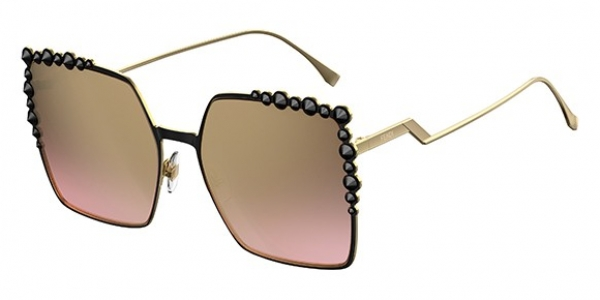FENDI FF 0259/S CAN EYE BLACK 2