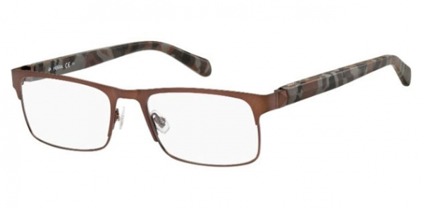 FOSSIL FOS 7036        BROWN