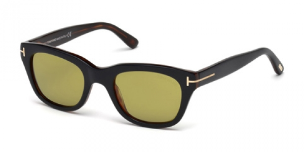 831f411b6a TOM FORD FT0237 SNOWDON (James Bond Spectre) BLACK / HAVANA