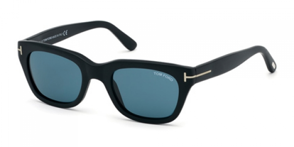 TOM FORD FT0237 SNOWDON (James Bond Spectre) BLACK / BLUE