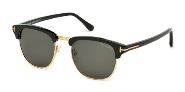 TOM FORD FT0248 HENRY BLACK / OTHER / GREEN