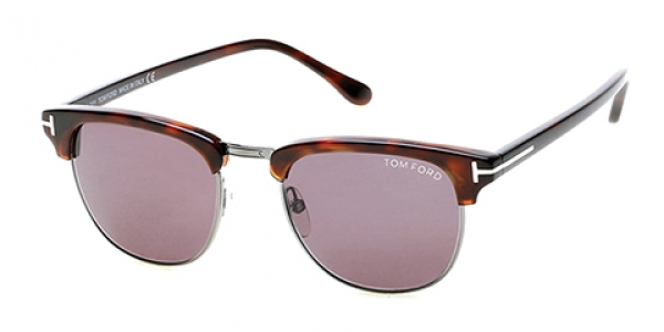 TOM FORD FT0248 HENRY DARK HAVANA / GREY