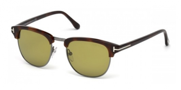 14c5689f1a Tom Ford Gafas de Sol FT0248 52N | Visual-Click