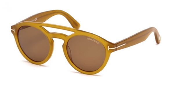 TOM FORD FT0537 YELLOW / OTHER / BROWN