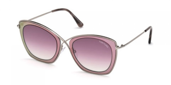 Sunglasses Click 77T FT0605 Tom Ford Visual RUH55w