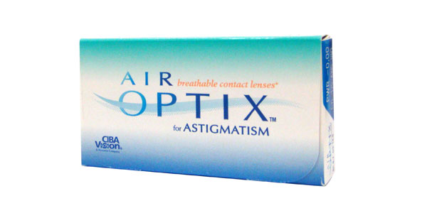 ALCON AIR OPTIX FOR ASTIGMATISM 6