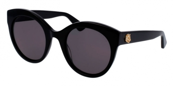 GUCCI GG0028S BLACK / GREY