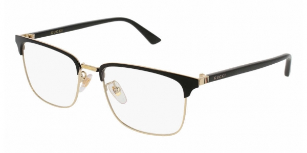 5338712fab5 Gucci GG0130O 001 Prescription Glasses