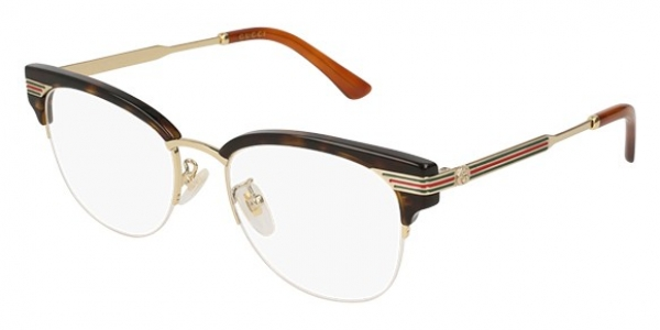 17b66aa929 Gucci GG0201O 002 Prescription Glasses
