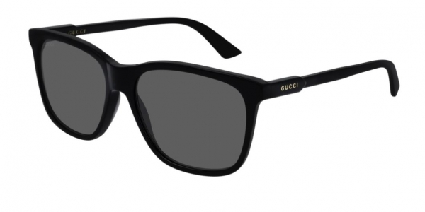 GUCCI GG0495S BLACK-BLACK-GREY