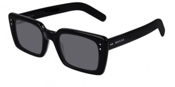 GUCCI GG0539S BLACK-BLACK-GREY