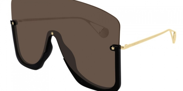 GUCCI GG0540S BLACK-GOLD-BROWN