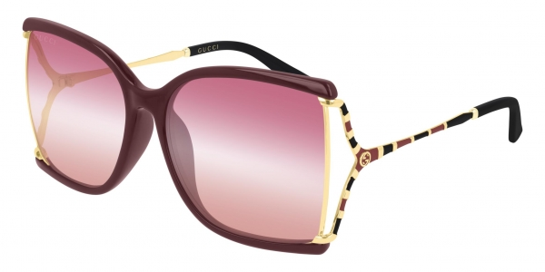 GUCCI GG0592SK RED-GOLD-PINK