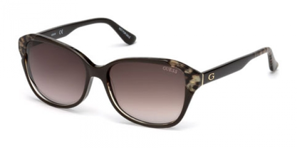 GUESS GU7510 Dark Brown