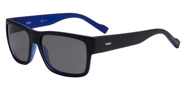 HUGO HG 0176/S       MTBLKBLUE