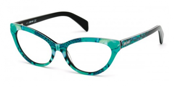 JUST CAVALLI JC0716 DARK GREEN / OTHER