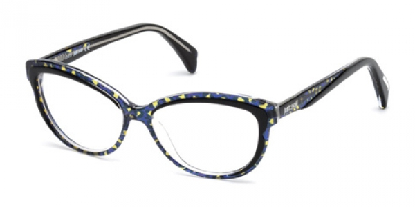 JUST CAVALLI JC0748 BLUE / OTHER
