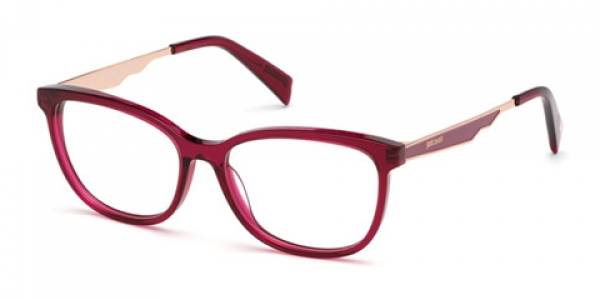 JUST CAVALLI JC0880 SHINY BURGUNDY