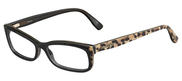 JIMMY CHOO JC148           ANIMAL BK