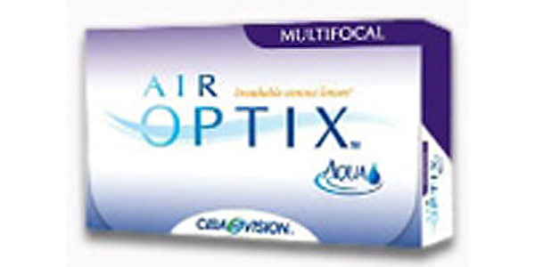 ALCON AIR OPTIX MULTIFOCAL 6