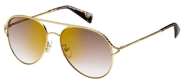MARC JACOBS MARC 168/S      GOLD HAVN