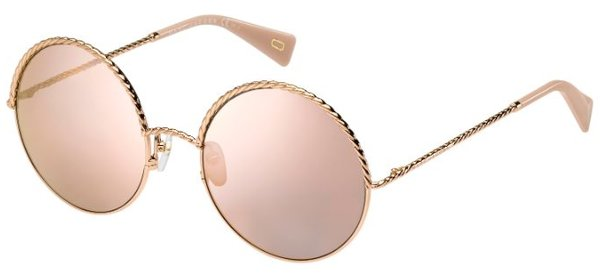 MARC JACOBS MARC 169/S      GOLD PINK