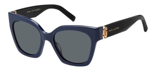 MARC JACOBS MARC 182/S      BLUE BLCK
