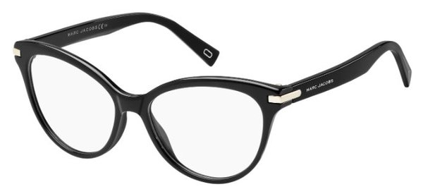 MARC JACOBS MARC 188        BLACK