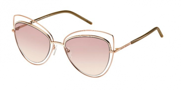 MARC JACOBS MARC 8/S GOLDBROWN