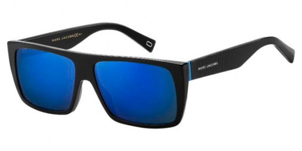 MARC JACOBS MARC ICON 096/S BLK BLUE