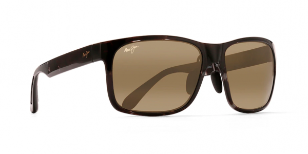 MAUI JIM RED SANDS BLACK AND GREY TORTOISE