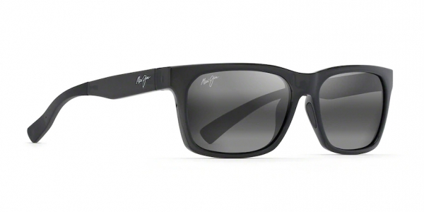 MAUI JIM BOARDWALK TRANSLUCENT GREY / GREY