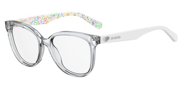 87cd8150adeb Moschino Love Prescription Glasses MOL509 900 | Visual-Click