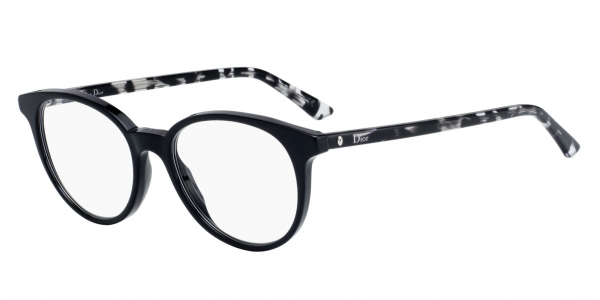 DIOR MONTAIGNE47 BLACK HAVANA / BLACK