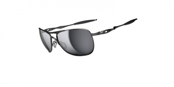 OAKLEY OO4060 CROSSHAIR LEAD BLACK IRIDIUM POLARIZED
