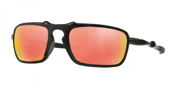 Badman Carbon Iridium Oo6020 Dark Ruby Oakley Polarized 602003 8OPw0nk