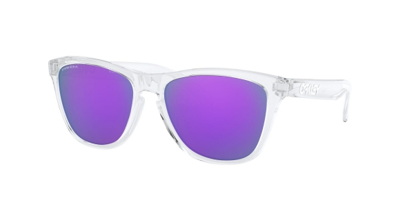 OAKLEY OO9013 FROGSKINS POLISHED CLEAR