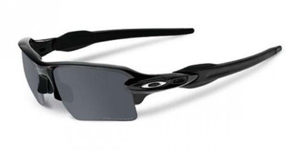 394f27aa2ed OAKLEY OO9188 FLACK 2.0 XL POLISHED BLACK