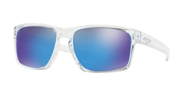 OAKLEY OO9262 SLIVER POLISHED CLEAR