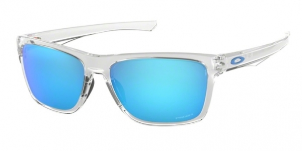 OAKLEY HOLSTON POLISHED CLEAR