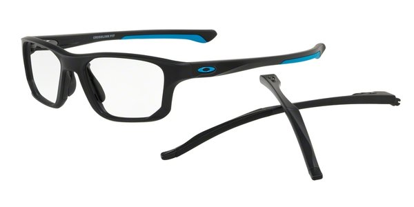OAKLEY CROSSLINK FIT OX8136 SATIN BLACK