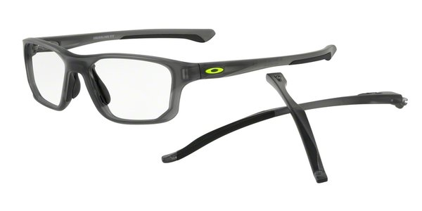 OAKLEY CROSSLINK FIT OX8136 SATIN GREY SMOKE