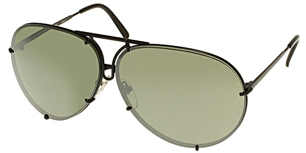 PORSCHE P8478 (2 SET OF LENSES) OLIVE SILVER MIRROR