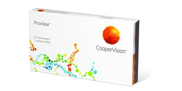 COOPER VISION PROCLEAR 3